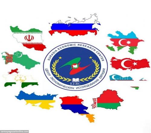 اوراسیا,روسیه, ایران,اتحادیه اقتصادی اوراسیا (EAEU) پاورپوینت آشنای با اتحادیه اقتصادی اوراسیا (EAEU) علوم انسانی